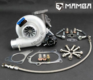 MAMBA Billet GTX TD05H-16G Turbo FULL KIT for Subaru FORESTER GT XT TURBO EJ20