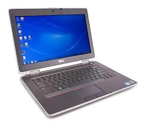 Ordinateur portable puissant DELL Latitude E6420 Core i5 TurboBoost 3.2 Ghz, ecran 14 pouces,memoire 4 Gb, disque 250 Gb