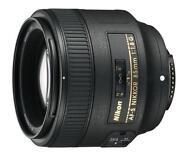 Nikon 85mm 1 8