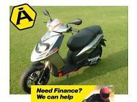 Aprilia SR 125 Motard - Sports Scooter - (Import) - Learner Legal