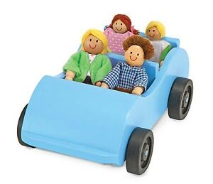 TOY CAR BRAND NEW MELISSA AND DOUG!!!!!