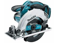 Makita DSS611Z 18v 165 mm LXT Li-ion Circular Saw Incl.Blade Naked - Body Only 2017 Brand New