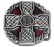 Irish Belt Buckle