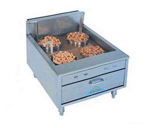 Comstock Castle 2923sf 30lb Funnel Cake / Donut Gas Fryer