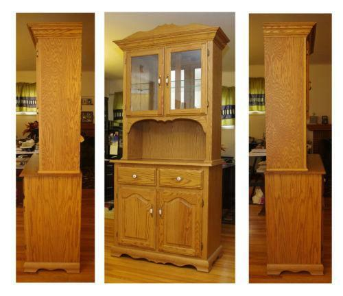 Oak Dining Room Buffet