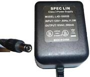18 Volt Adapter