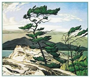 Full A. J. Casson Hand Signed Ontario Series - 30 A.P. Prints