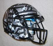 Game Used Helmet
