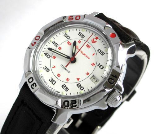 Vostok komandirskie wristwatches ebay for Komandirskie watches