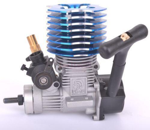 Nitro R C Cars Engine Tuning Secrets: Nitro RC Car Engine