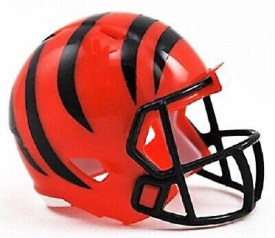 NFL Football Helm Cincinnati Bengals Pocket Mini Speed Footballhelm Helmet
