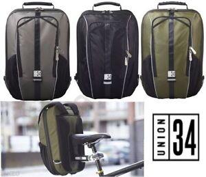 UNION-34-STRIPE-RUCKSACK-BAG-30L-MED-15-6-LAPTOP-CASE-SEATPOST-FIXING