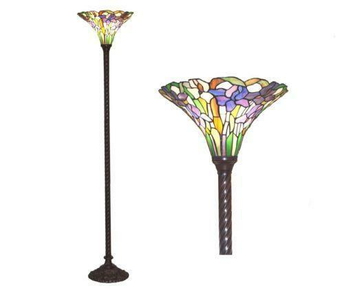 Torchiere Floor Lamp Ebay