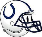 Andrew Luck NFL Helmets