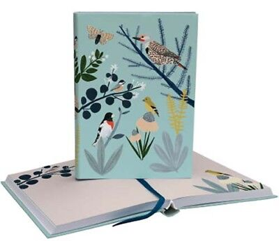 Roger la Borde - Softback Journal - Bird