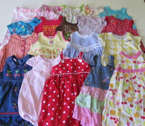 Used Baby Clothes Ebay