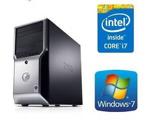 Dell Precision T1500 Workstation Intel Core i7 3.46GHz 4GB 500GB Endeavour Hills Casey Area Preview