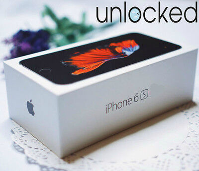 Apple iPhone 6S Space Gray 16GB (UNLOCKED) AT&T / T-Mobile / Verizon *NEW*