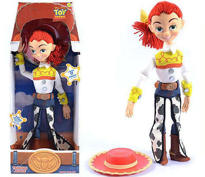 Office- Jessie Toy Story 3 Pull String Action 15 Inch Pull String Talking Figure