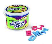 Foam Magnetic Letters
