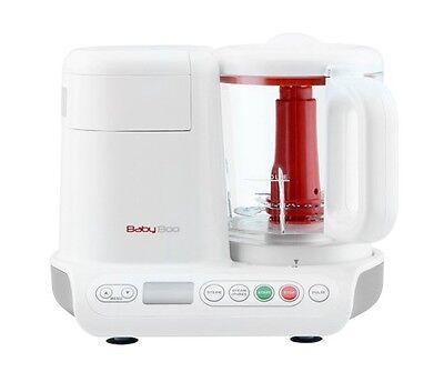 Dampfgarer Mixer für Zubereitung von Baby-Nahrung H.Koenig Babykost Zubereiter