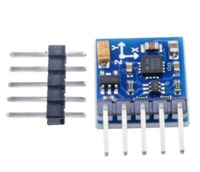 Gy-271 Module 3v-5v Hmc5883l Triple Axis Compass Magnetometer Sensor For Arduino