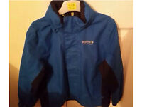 Regatta waterproof jacket age 5-6 years