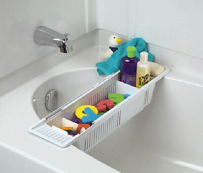 New! KidCo Bath Tub Toy/Shampoo Storage Basket Organizer