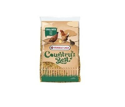 Country's Best Mixed Corn Chicken Poultry & Pheasant 20kg Turkeys Peacocks etc