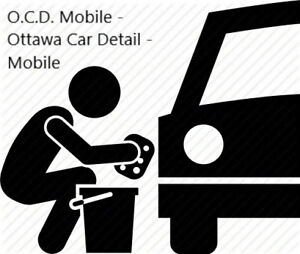 Ottawa Car Detail - Mobile Service