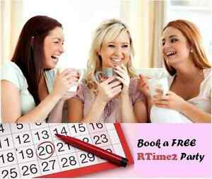 Book your FREE R Time 2 home party Peterborough Peterborough Area image 1