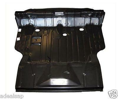 1971-1972 CHEVELLE COMPLETE 1-PC FULL TRUNK FLOOR WITH BRACES Chevelle Trunk Floor Braces