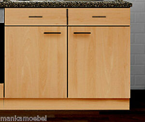 Base cabinet mankaportable beech with apl bxt 100cm wide for 10 deep floor cabinet