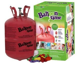 BALLOONS & HELIUM TANK RENTALS AVAILABLE - DISPOSABLE TANK AVAIL