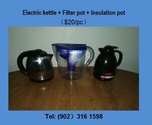 only $20 for Electric pot+Filter pot+Thermos jug
