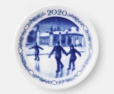 Royal Copenhagen 2020 Christmas Plaquette (1051099)