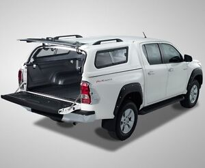 Premium quality ABS CANOPIES for all utes