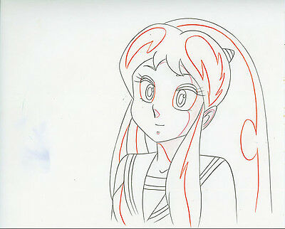 Urusei Yatsura Anime Douga for Cel Animation Art Lum Rumiko Takahashi Ranma 1/2