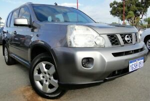 2010 Nissan X-Trail T31 MY10 ST Grey 1 Speed Constant Variable Wagon Bellevue Swan Area Preview