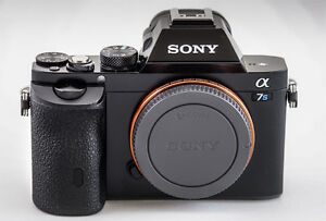 New Sony A7s latest FW 3.2; used only a few times, 72 clicks