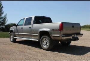 Looking For GM OBS Crew Cab