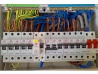 QUALIFIED ELECTRICIAN WITH 17th EDITION 24/7 call out # 07988146379