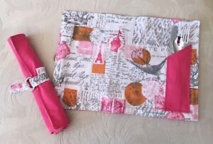Placemats for a cause