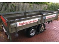 Trailer Indespension 10 x 5 drop side