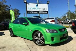 2009 Holden Commodore VE MY09.5 SV6 Atomic 5 Speed Semi Auto Sedan Southport Gold Coast City Preview