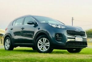 2016 Kia Sportage QL MY16 SI (FWD) Blue 6 Speed Automatic Wagon