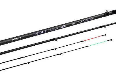 Drennan Series 7 Puddle Chucker 10ft Carp Feeder Rod *Brand New*