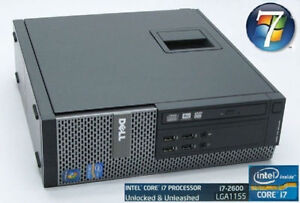 i7 - Dell 990 Business Desktop