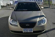 2008 Hyundai Elantra HD SLX LUXURY Gold 4 Speed Automatic Sedan East Rockingham Rockingham Area Preview