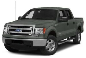 2014 Ford F-150 XLT 5.0L 8 SperCrew 4x4